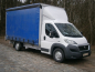 Mobile Preview: Fiat Ducato IV Spezial Dachspoiler / höhenverstellbar 600 - 850 mm