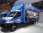 Mobile Preview: IVECO Daily VI Spezial Dachspoiler / höhenverstellbar 600 – 820 mm