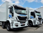 Preview: IVECO Stralis HI-Street Spezial Dachspoiler / feststehend 700 mm