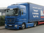 Preview: MB Actros MP I – III Bodycover-Rahmenverkleidung