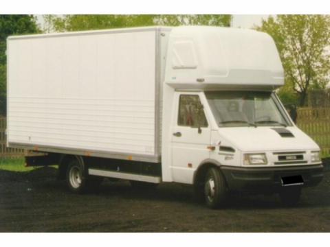 IVECO Daily II Aerolux Dachschlafkabine