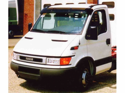 IVECO Daily III Spezial Sonnenblende