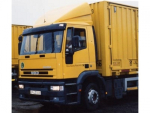 IVECO EuroTech Spezial Dachspoiler / feststehend 700 mm