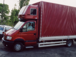 IVECO Daily III Aerolux Dachschlafkabine